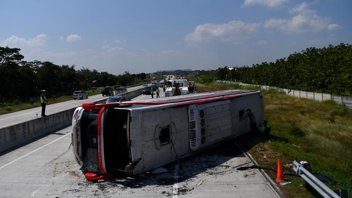 data kecelakaan lalu lintas
