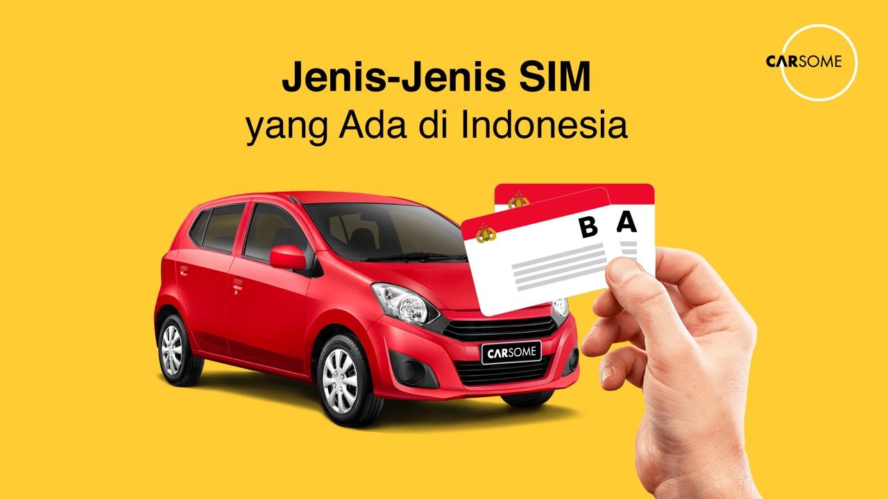 jenis-jenis-sim-di-indonesia