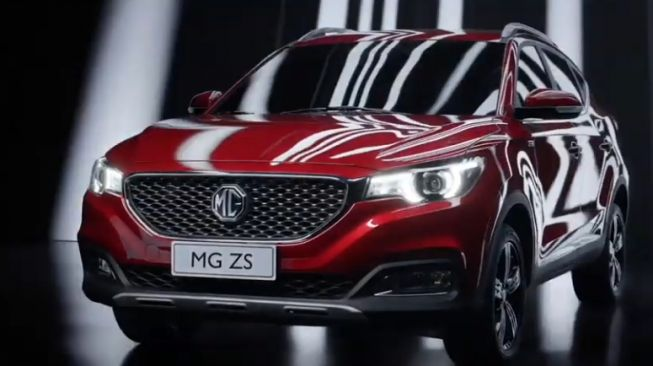 mobil-suv-mg-zs